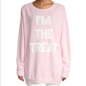 NWOT | Wildfox | I'm the treat sweatshirt